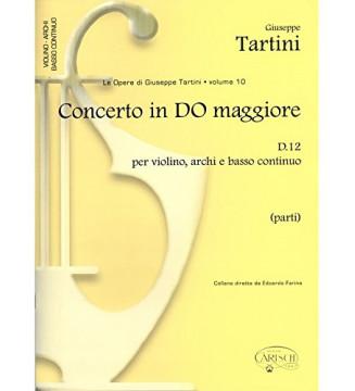 Tartini Volume 10: Concerto...