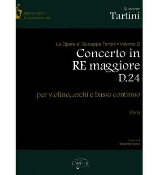 Tartini Volume 02: Concerto...