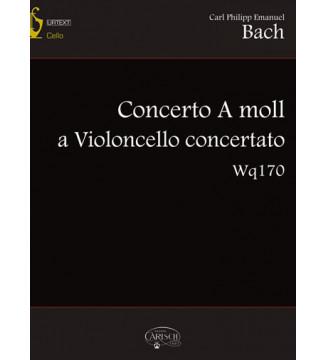 Concerto A moll a...