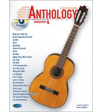 ANTHOLOGY (Guitar), volume 4