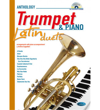 LATIN DUETS FOR TRUMPET &...