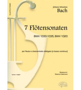 7 FLÖTENSONATEN BWV...