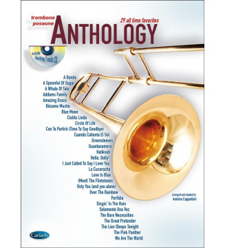 ANTHOLOGY (Trombone), volume 1