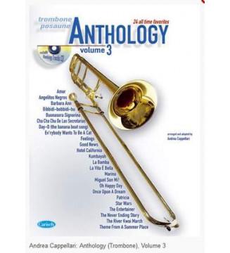 ANTHOLOGY (Trombone), volume 3