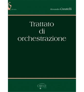 TRATTATO DI ORCHESTRAZIONE