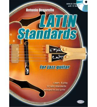 LATIN STANDARD FOR JAZZ GUITAR