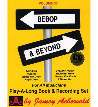 BEBOP AND BEYOND (volume 36)