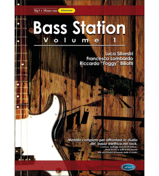BASS STATION, volume 1