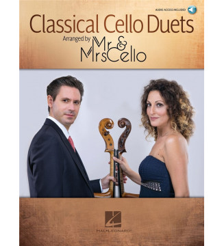 Classical cello duets - 10...