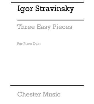 3 EASY PIECES FOR PIANO...
