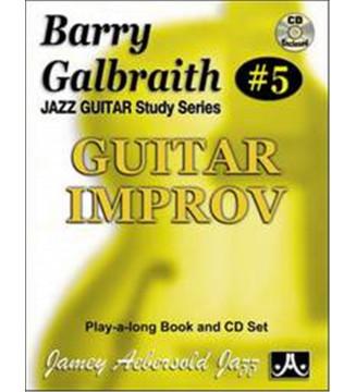 GUITAR IMPROVISATION  (book 5)