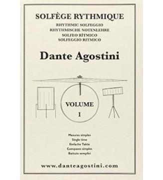SOLFÈGE RYTHMIQUE, volume 1...