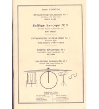 SOLFÈGE SYNCOPÉ, volume 1