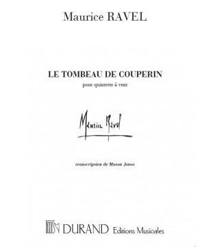 Tombeau/Couperin...