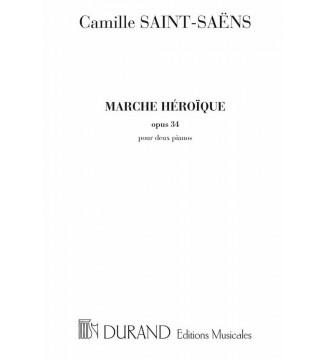 Marche Heroique Opus 34