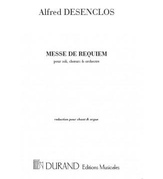 Requiem Chant/Orgue