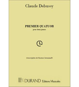 Premier Quatuor  2 Pianos