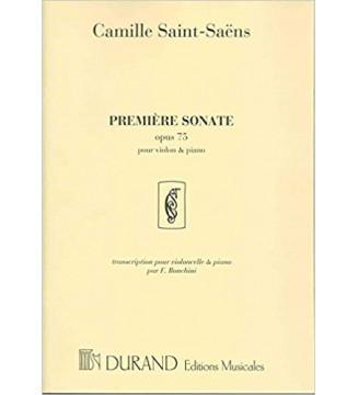 Sonate n 1 Op.75...
