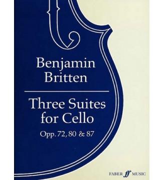 Three Suites For Cello