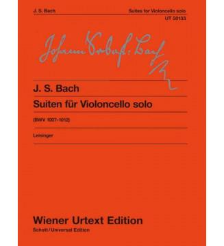 SUITES for Violoncello Solo...