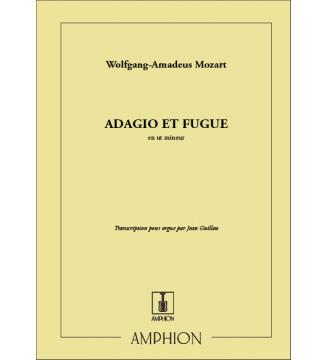 Adagio/Fugue Orgue (Guillou