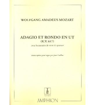 Adagio/Rondo Orgue (Guillou