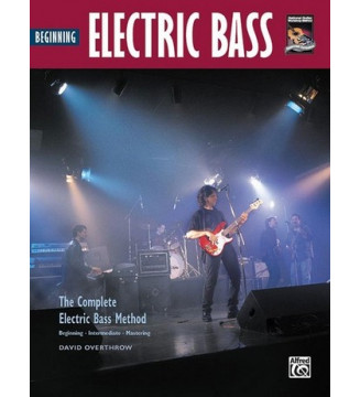 BEGINNIG ELECTRIC BASS