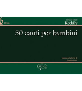 50 CANTI per BAMBINI