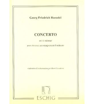 Concerto En Si Mineur Pour...