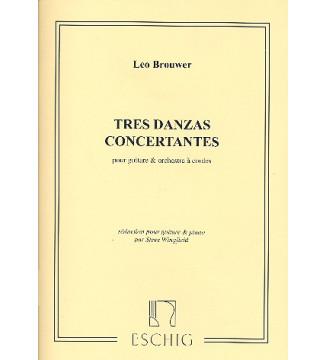 3 Danzas Concertantes Pour...