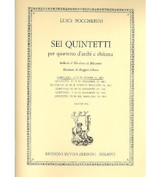 Quintetto N. 1 Partitura