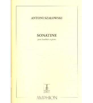 Sonatine Htb/Piano