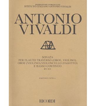 Sonata Per Fl. Traverso...