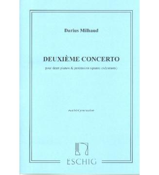 Deuxieme Concerto