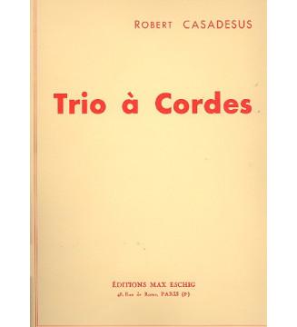 Trio A Cordes Parties