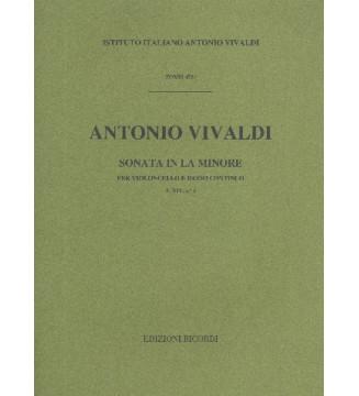 Sonate Per Vc. e B.c.: In...