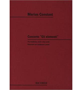 Concerto Gli Elementi, Per...