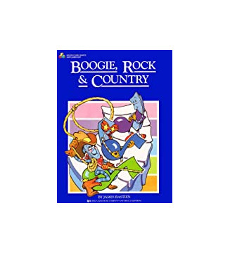 BOOGIE ROCK & COUNTRY...