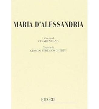 Maria D'Alessandria