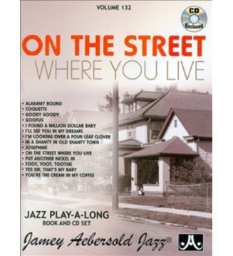 ON THE STREET WHERE YOU...