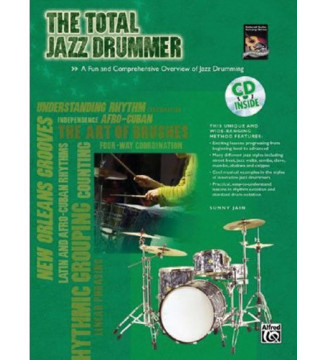 TOTAL JAZZ DRUMMER (the)