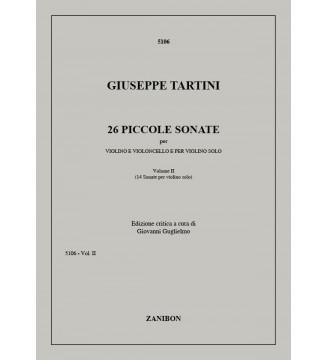 Bach, Johann Sebastian - Sechs kleine Praeludien / Einzeln überlieferte Klavierwerke I