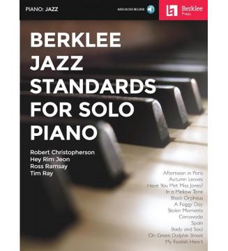 Berklee Jazz Standards for...