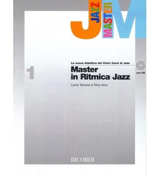 Master In Ritmica Jazz  Vol. 1