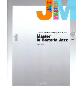 Master in Batteria Jazz,...