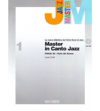 Master In Canto Jazz