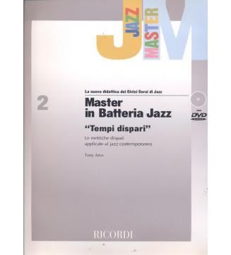 Master In Batteria Jazz...