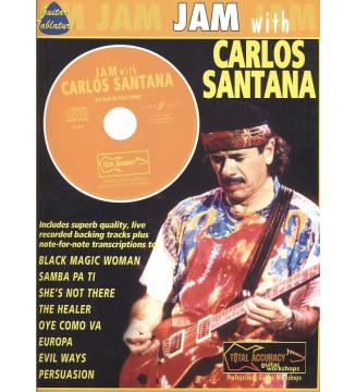 JAM WITH... CARLOS SANTANA
