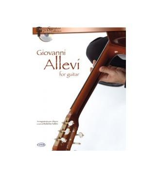 GIOVANNI ALLEVI FOR GUITAR