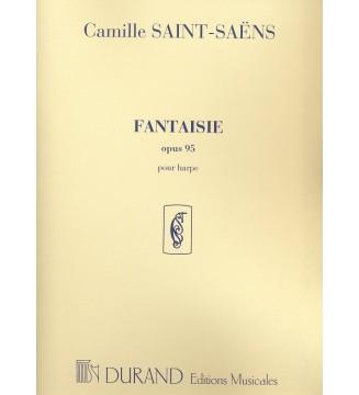 Saëns, Camille  Fantaisie...